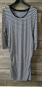 Liz Lange for Target maternity dress size L